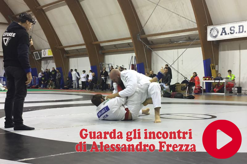 link video alessandro frezza